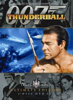 James Bond 007 Thunderball 1965 เจมส์ บอนด์ 007 ภาค 4