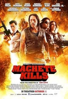 Machete Kills (2013) คนระห่ำ ดุกระฉูด
