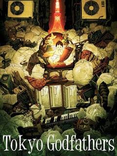 Tokyo Godfathers (2003) เมตตาไม่มีวันตาย