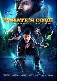 Pirate's Code: The Adventures of Mickey Matson (2014) การผจญภัยของมิคกี้ แมตสัน: โค่นจอมโจรสลัดไฮเทค