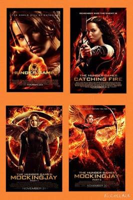 The Hunger Games 1-4 เกมล่าเกม Full HQ ทุกภาค