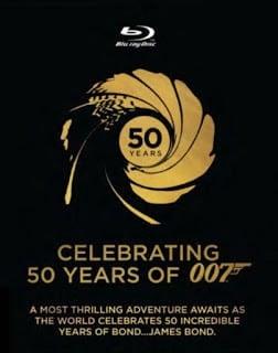 James Bond 50th Anniversary Bonus Disc 2012 เจมส์ บอนด์ 007 โบนัส พยัคฆ์ร้าย 007