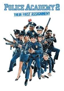 Police Academy 2: Their First Assignment (1985) โปลิศจิตไม่ว่าง 2