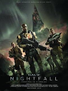 Halo Nightfall (2014) เฮโล ไนท์ฟอล ผ่านรกดาวมฤตยู