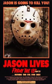 Friday the 13th Part VI Jason Lives (1986) ศุกร์ 13 ฝันหวาน ภาค 6 เจสันคืนชีพ (บรรยายไทย)