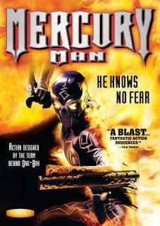 Mercury Man (2006) มนุษย์เหล็กไหล