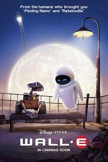 WALL·E (2008) วอลล์ – อี หุ่นจิ๋วหัวใจเกินร้อย