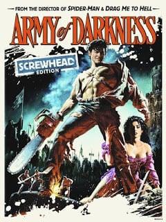 Army Of Darkness (1992) อภินิหารกองพันซี่โครง [Sub Thai]