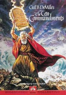 The Ten Commandments (1956) บัญญัติสิบประการ