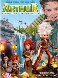 Arthur 1: and the Invisibles (2006) อาร์เธอร์ ทูตจิ๋วเจาะขุมทรัพย์มหัศจรรย์