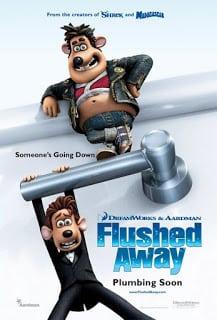 Flushed Away (2006) หนูไฮโซ ขอเป็นฮีโร่สักวัน
