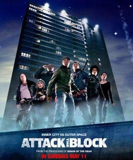 Attack the Block (2011) ขบวนการจิ๊กโก๋โต้เอเลี่ยน (พากย์ไทย / ENG บรรยายไทย)
