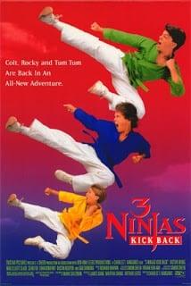 3 Ninjas Kick Back (1994) นินจิ๋ว นินจา นินแจ๋ว ภาค 2
