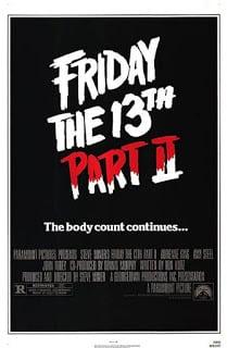 Friday the 13th Part 2 (1981) ศุกร์ 13 ฝันหวาน ภาค 2
