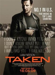 Taken (2008) เทคเคน 1 สู้ไม่รู้จักตาย