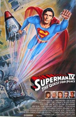 Superman IV: The Quest for Peace (1987) ซูเปอร์แมน IV: เดอะ เควสท์ ฟอร์ พีซ ภาค 4