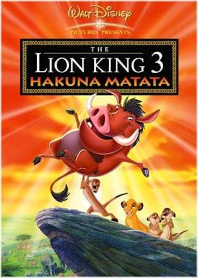 The Lion King 3 1/2 (2004) เดอะ ไลอ้อน คิง 3