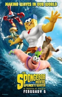 The SpongeBob Movie: Sponge Out of Water (2015) สพันจ์บ็อบ ฮีโร่จากใต้สมุทร