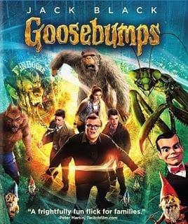 Goosebumps (2015) คืนอัศจรรย์ขนหัวลุก