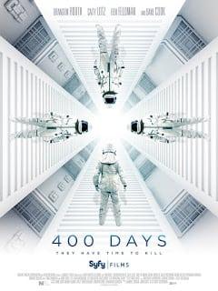 400 Days (2015) ภารกิจลับมฤตยูใต้โลก