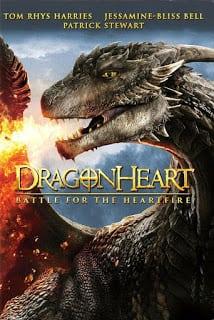 Dragonheart Battle for the Heartfire (2017) ดราก้อนฮาร์ท 4: มหาสงครามมังกรไฟ