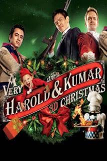 A Very Harold & Kumar 3D Christmas (2011) คู่ป่วงคริสตมาสป่วน