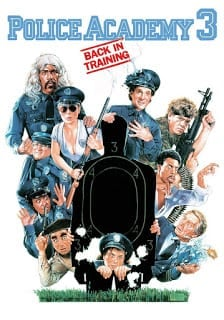 Police Academy 3: Back in Training (1986) โปลิศจิตไม่ว่าง 3