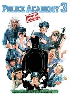 Police Academy 3: Back in Training (1986) โปลิศจิตไม่ว่าง 3