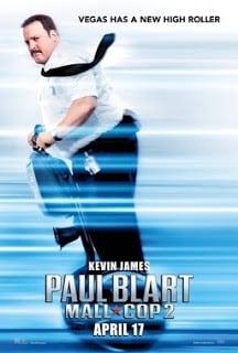 Paul Blart: Mall Cop 2 (2015) พอล บลาร์ท ยอดรปภ.หงอไม่เป็น ภาค 2