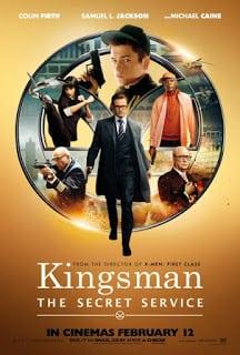 Kingsman: The Secret Service (2014) คิงส์แมน โคตรพิทักษ์บ่มพยัคฆ์