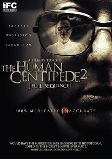The Human Centipede II (Full Sequence) (2011) มนุษย์ตะขาบภาค 2 (ซับไทย)