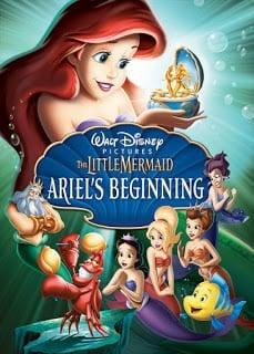 The Little Mermaid: Ariel's Beginning (2008) เงือกน้อบผจญภัย ภาค 3