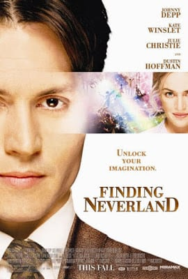 Finding Neverland (2004) เนเวอร์แลนด์ แดนรักมหัศจรรย์