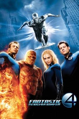 Fantastic 4: Rise of the Silver Surfer (2007) สี่พลังคนกายสิทธิ์ ภาค 2 กำเนิดซิลเวอร์ เซิรฟเฟอร์