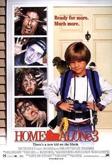 Home Alone 3 (1997) โดดเดี่ยวผู้น่ารัก ภาค 3