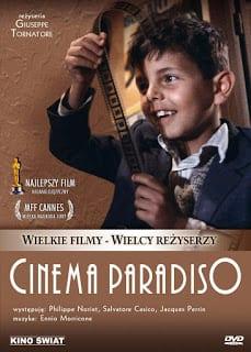 Cinema Paradiso (1988) ซีเนม่า พาราดิโซ