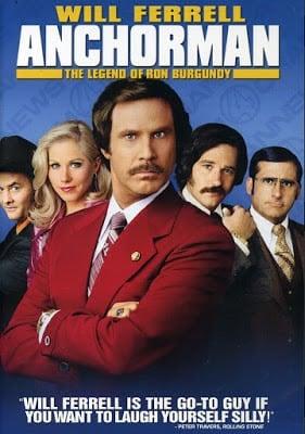 Anchorman 1: The Legend of Ron Burgundy (2004) ประกาศรบ…แต่ดั๊นมาพบรัก
