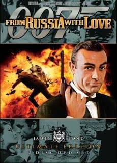 James Bond 007 From Russia with Love 1963 เจมส์ บอนด์ 007 ภาค 2