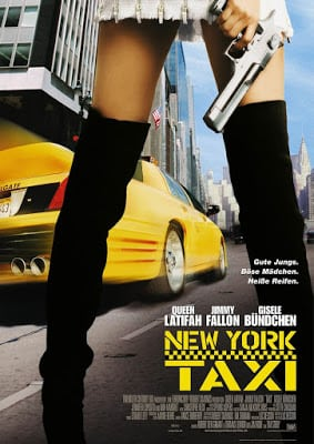 Taxi 1 (1998) แท็กซี่ระห่ำระเบิด 1