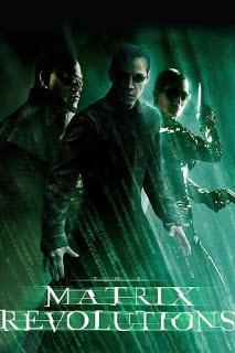 The Matrix Revolutions (2003) เดอะ เมทริกซ์ เรฟโวลูชั่นส์ : ปฏิวัติมนุษย์เหนือโลก