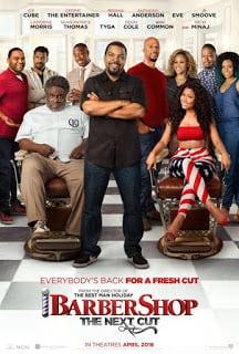 Barbershop The Next Cut (2016) บาร์เบอร์รวมเบ๊อะ 3 ร้านน้อย…ซอยใหม่ (ENG บรรยายไทย)
