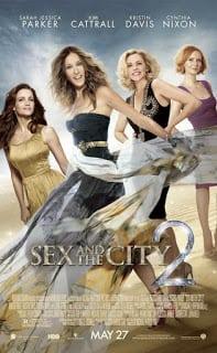 Sex and the City 2 (2010) เซ็กซ์ แอนด์ เดอะ ซิตี้ ภาค 2