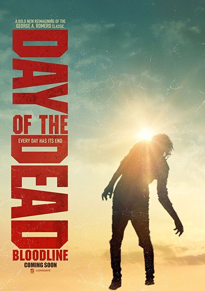 Day of the Dead 2 Bloodline (2018) วันนรกกัดไม่เหลือซาก 2 (ซับไทย)