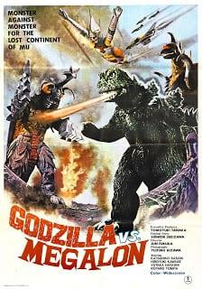 Godzilla vs. Megalon (1973) ก็อตซิลล่า ศึก 4 อสูรสัตว์ประหลาด ภาค 2