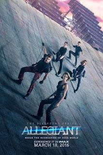 Allegiant (2016) อัลลีเจนท์ ปฎิวัติสองโลก