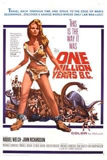One Million Years B.C. (1966) โลกล้านปี