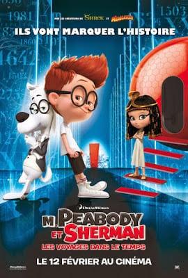 Mr. Peabody & Sherman (2014) ผจญภัยท่องเวลากับนายพีบอดี้และเชอร์แมน