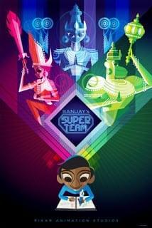 Sanjay's Super Team (2015) [หนังแอนิเมชั่นสั้นของ Pixar ฉายปะหัว The Good Dinosaur]