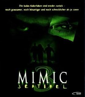 Mimic 3 Sentinel (2003) อสูรสูบคน ภาค 3