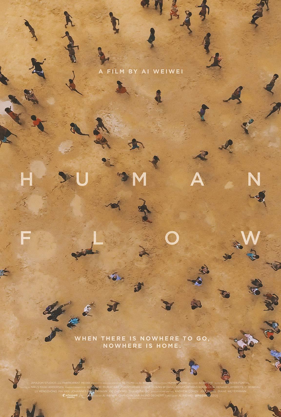 Human Flow (2017) ฮิวแมน โฟลว์